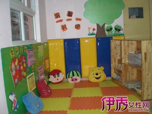【幼儿园区域角美工区】【图】布置幼儿园区域角美