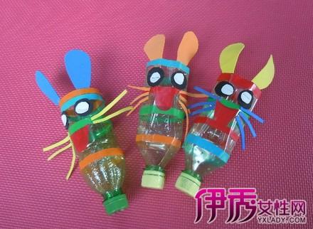 【幼儿园废品手工制作】【图】简单幼儿园废品手工