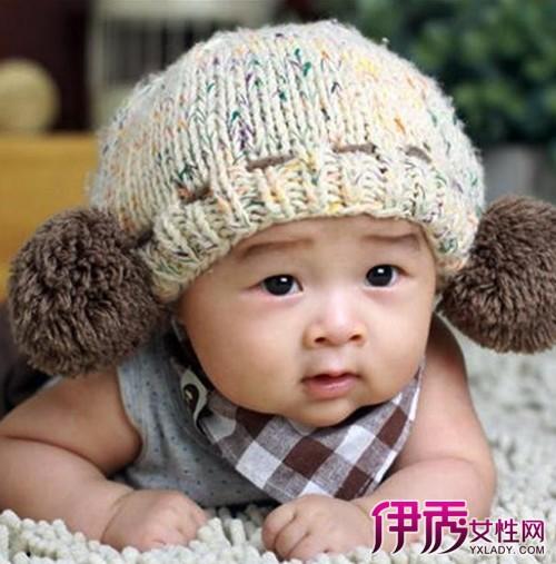【婴儿帽子的钩法】【图】介绍婴儿帽子的钩法