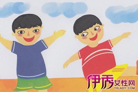 【儿童人物画图片大全】【图】儿童人物画图片大全