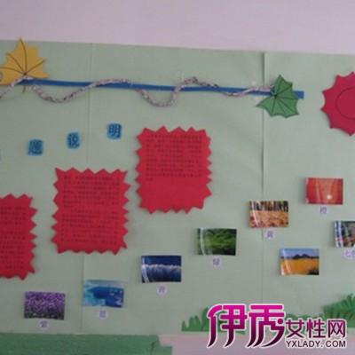 【幼儿园主题墙饰边框】【图】幼儿园主题墙饰