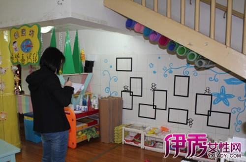 【幼儿园美工区角布置】【图】幼儿园美工区角布置