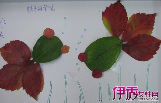 【儿童树叶贴画图片大全】【图】儿童树叶贴画图片