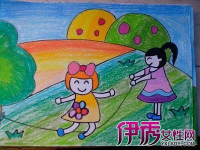 兒童學畫畫的好處多多