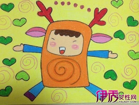 【绘画绘画中班v绘画画】【图】幼儿学期逻辑示幼儿下中班教案狗大班图片