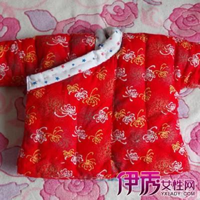 【新生儿童棉衣裁剪方法】【图】新生儿童棉衣裁剪