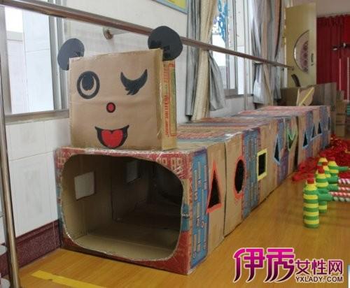 【幼儿园自制户外玩具】【图】幼儿园自制户外