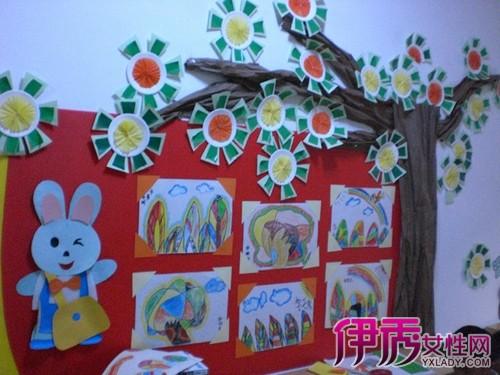 【幼儿园秋季主题墙】【图】幼儿园秋季主题墙