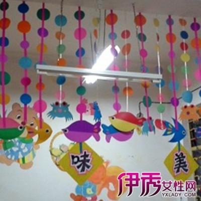 幼儿园美工区背景墙该如何设计 三大方法介绍