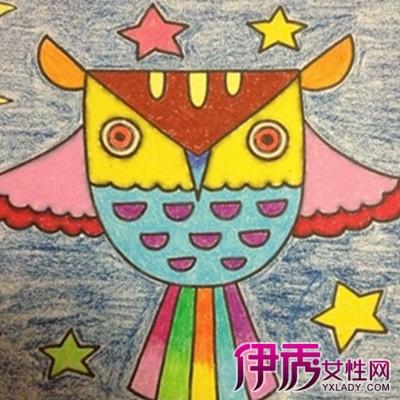 简单的幼儿园大班美术作品 了解更多美术知识