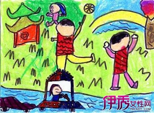 【二年级绘画作品】【图】二年级绘画作品图片