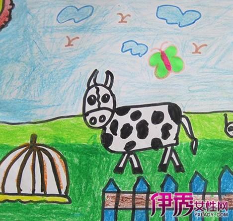 【儿童画画图片大全简单漂亮】【图】儿童画画图片-儿童简单画画图片2