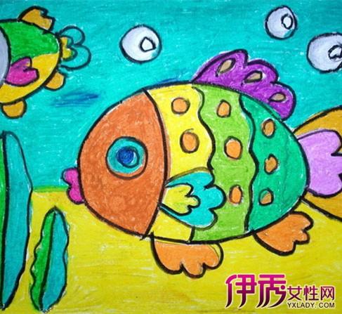 【儿童画画图片大全简单漂亮】【图】儿童画画图片