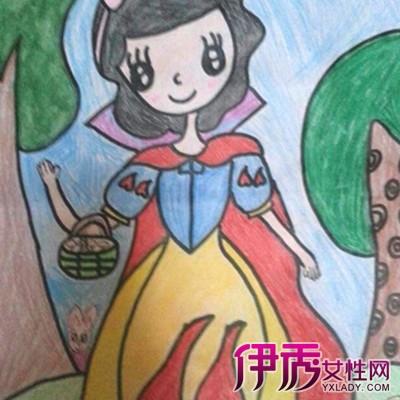 【简单公主儿童画画】【图】展示简单公主儿童画画