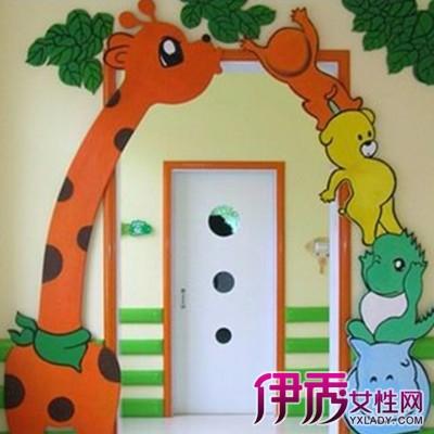 【幼儿园门口装饰】【图】幼儿园门口装饰图片欣赏
