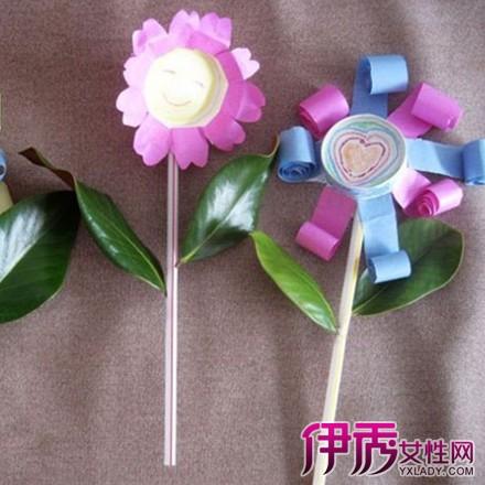 儿童手工花朵制作方法介绍 9步教你如何制作手工花朵