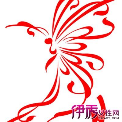 【简单手绘蝴蝶铅笔画】【图】简