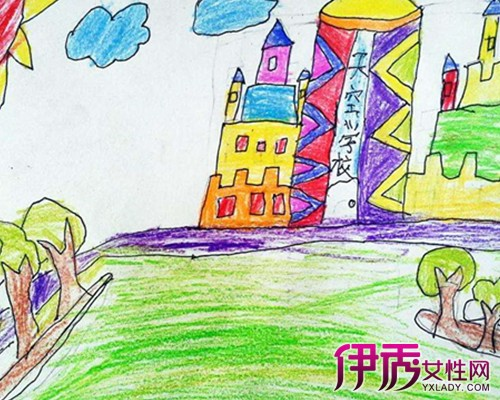 【图】盘点儿童画画图片大全简单