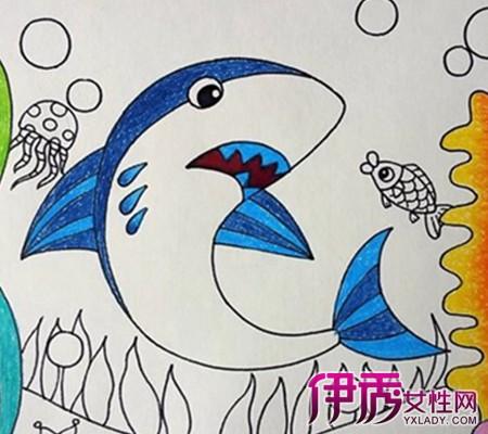 儿童儿童简单学画画 7个方法教你轻松学会简笔画