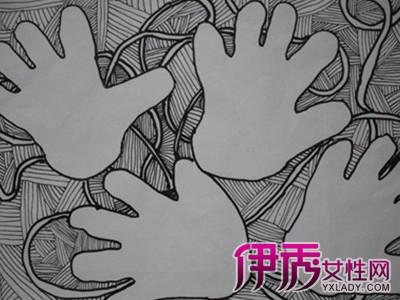 幼儿小手简笔画图片展示 7个方法教宝宝轻松学会简笔画