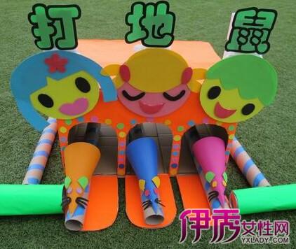 自制幼儿园教学玩具_【幼儿园废品制作玩具】【图】幼儿园废品制作玩具图欣赏 几个 ...