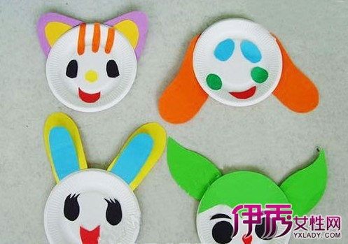 【幼儿园纸盘动物绘画作品图片】【图】幼儿园纸盘