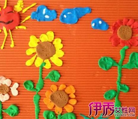 儿童创意手工撕纸画教学 分享最全大班手撕画教程图片