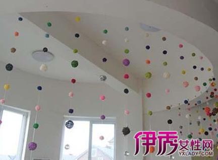 【幼儿园教室吊饰图片大全】【图】幼儿园教室吊饰