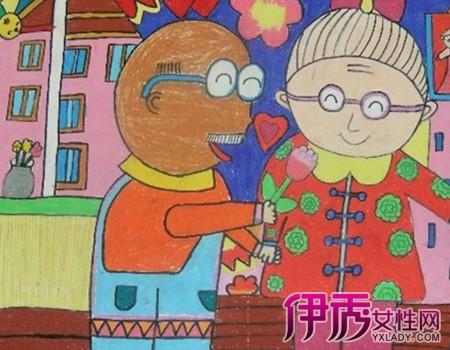快乐幼儿园主题画画作品图 了解画画的五大好处图片
