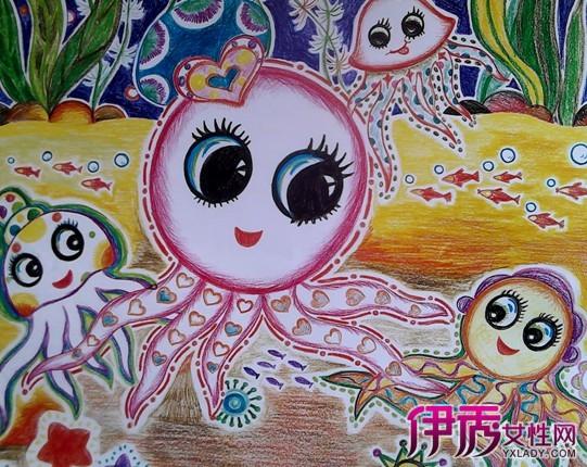 【幼儿园中班创意绘画】【图】幼儿园中班创意绘画