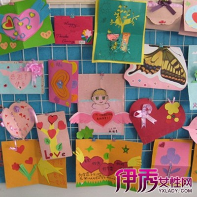 【幼儿园爱心卡片图片】【图】幼儿园爱心卡片图片
