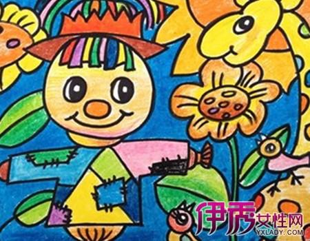 【图】儿童优秀绘画作品大全图片