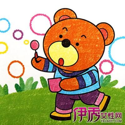 蜡笔画教师_【儿童蜡笔画教师范画】【图】欣赏儿童蜡笔画