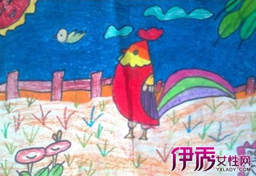 【学前班绘画作品】【图】学前班绘画作品欣赏