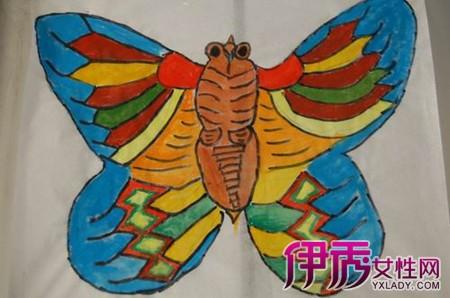 我们去放风筝的简笔画-风筝图片儿童画 教你如何简单作画出风筝图片