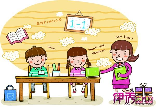 【幼儿园上课卡通图片】【图】与孩子diy幼儿图片