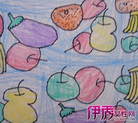 儿童画画图片水果大全盘点 让孩子轻松学会简笔画