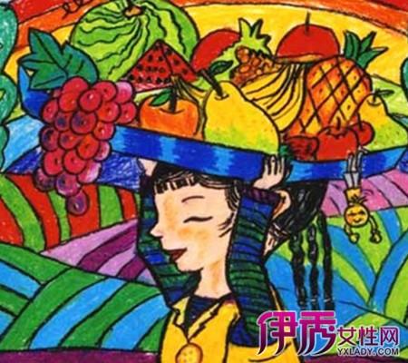 【兒童畫畫圖片水果】【圖】兒童畫畫圖片水果大全