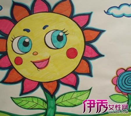 帮助他人儿童画-儿童图画图片大全欣赏 儿童画的详细分类知多少