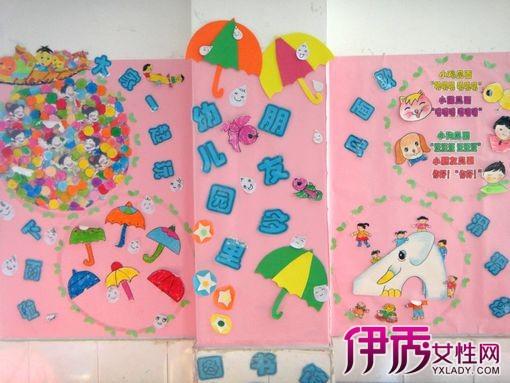 幼儿园板块设计图片-幼儿园墙报布置图片/主题墙板块设计图片/幼儿园图片