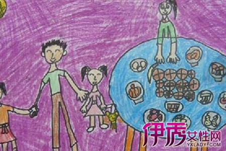【幼儿园中秋节绘画作品】【图】幼儿园中秋节绘画