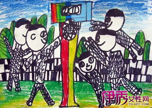 [图】世界和平儿童画 珍惜和平珍惜生命图片