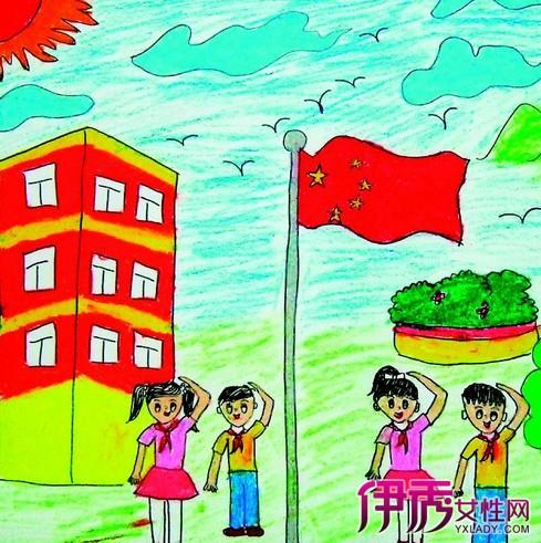 中国梦儿童画获奖作品 展现孩子心中的中国梦