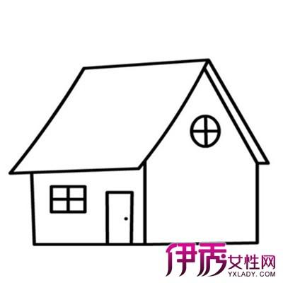 【图】幼儿园画房子图片欣赏