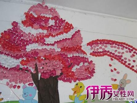 【幼儿园室内设计墙饰图片】【图】幼儿园室内设计