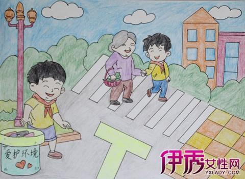 鉴赏儿童文明礼仪绘画 如何教育孩子懂文明识礼仪