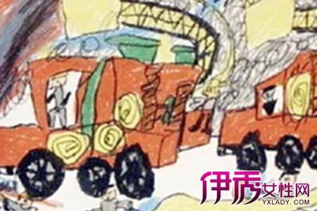 消防车救火儿童画欣赏 普及你对绘画的知识
