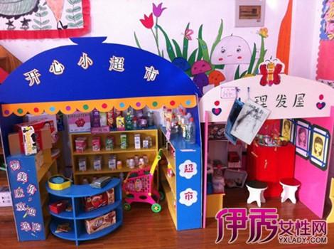 【幼儿园表演区角设计图片】【图】欣赏幼儿园表演