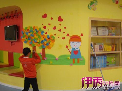 感恩节幼儿园环创欣赏 环境的重要性你知道吗