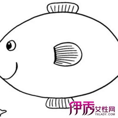 【幼儿园小鱼简笔画】【图】幼儿园小鱼简笔画图片